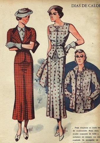 Moda 1930