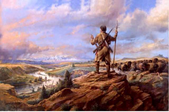Lewis and Clark Voyage