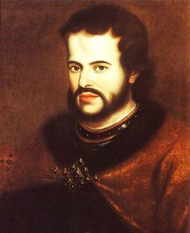 Ivan V died