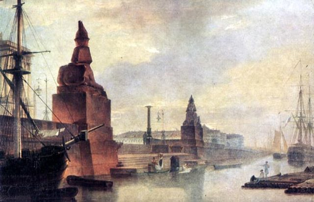 St. Petersburg is founded