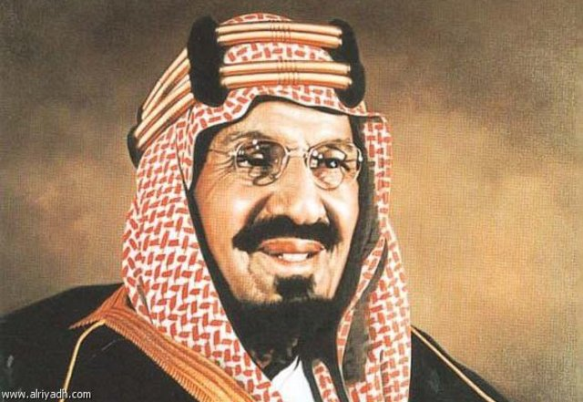 Ibn Saud joined his domains.