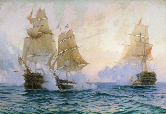 The First Navy