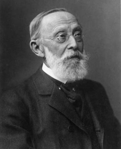 Rudolf Wirchow amplia la teoria cel·lular.