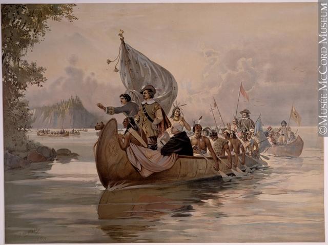 New France's Settlers