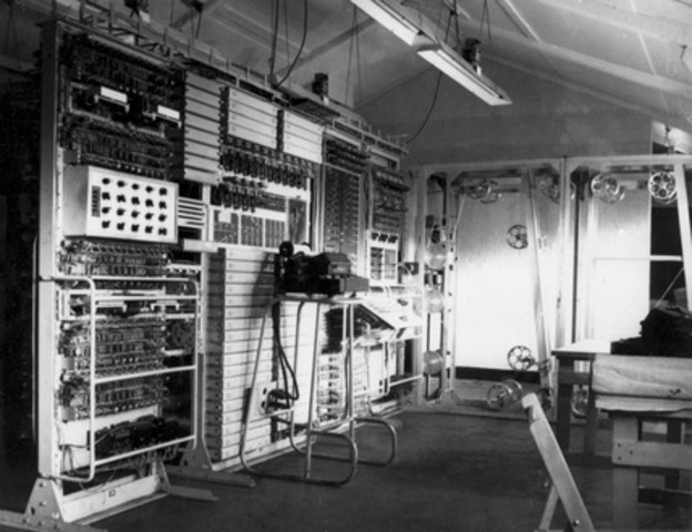 second computer transistors