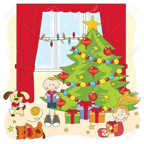 Óvodai karácsony