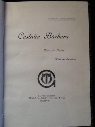 Castalia Bárbara