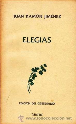 Elegías