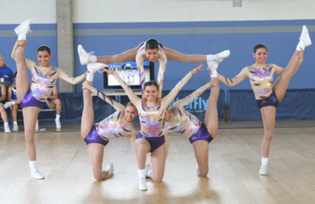 Incorporación de la gimnasia aeróbica.