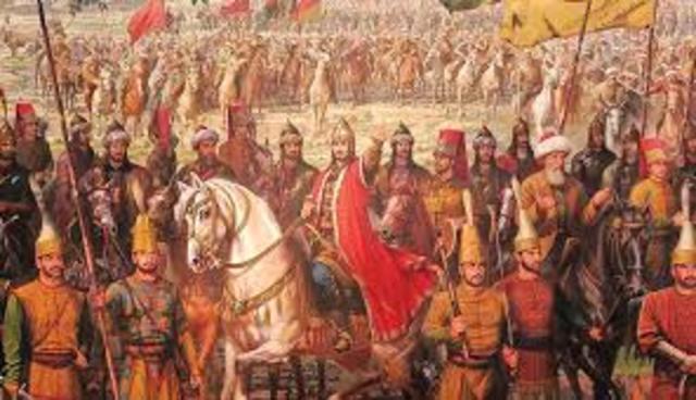 Ottoman's Conquer Constantinople