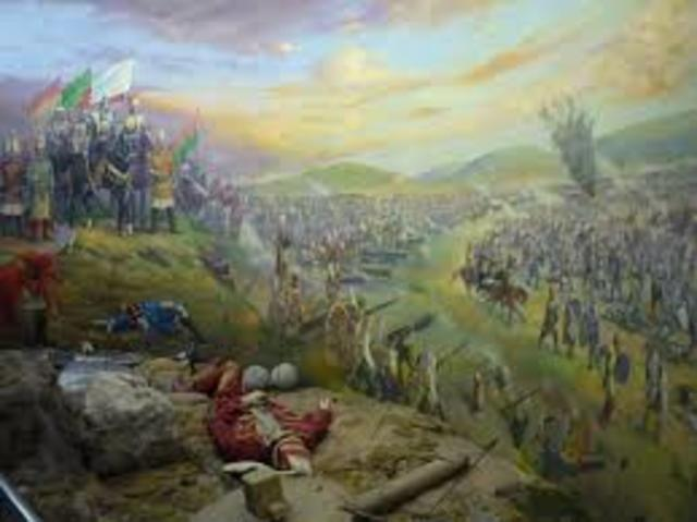 Ottomans Conquer Constinople