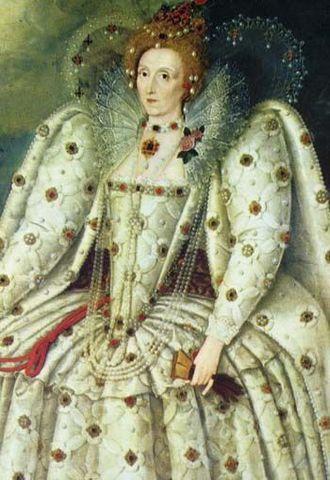 Elizabeth 1 becomes the Queen of England