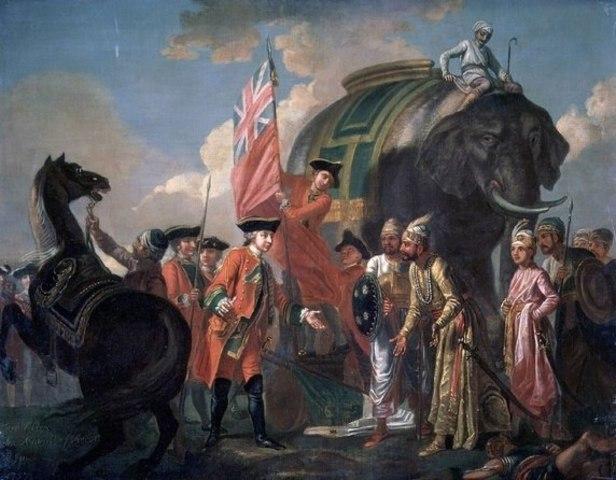 The British Colonization of India