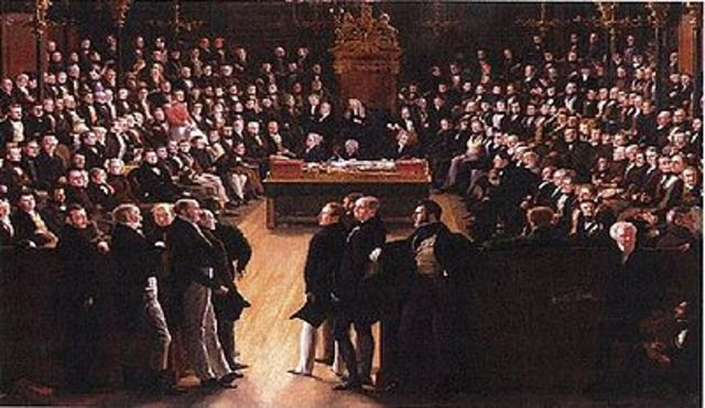 The Great Reform Bill of 1832