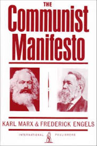 The communist Monifesto