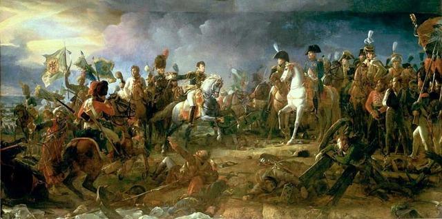 Declaración de guerra contra Austria y Prusia
