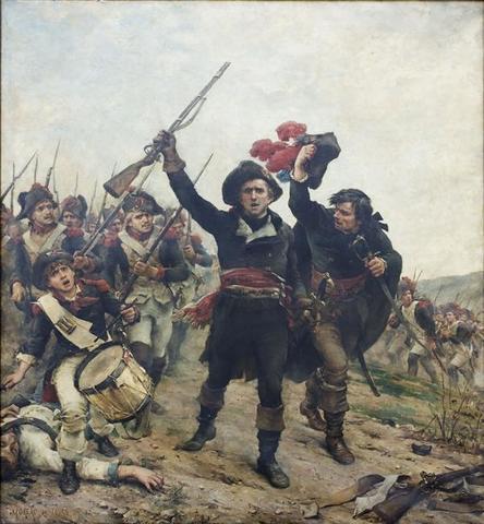 Declaración de guerra contra Gran Bretaña, España y Holanda
