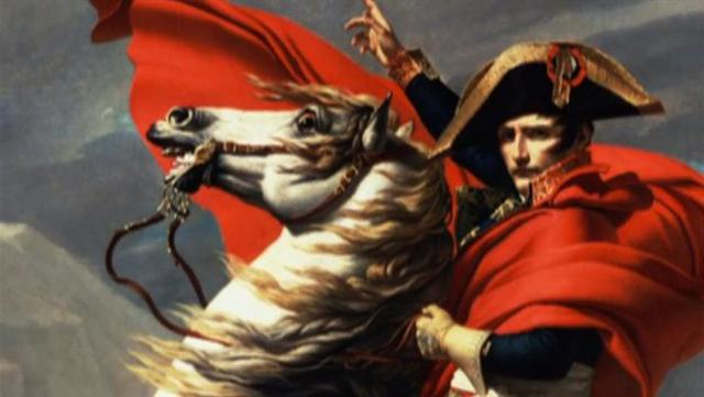 Napoleón Bonaparte sofoca un levantamiento en apoyo al rey