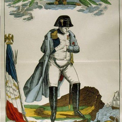 Regreso de Napoleón: entrada en París