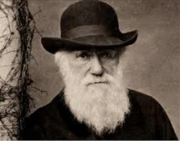 """Charles Darwin publishes """"The Origin of Species"""""""