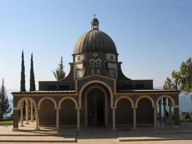 Chegada do Cavaleiro à Palestina (Jerusalém)