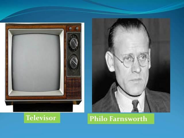 televisor (año 1927)
