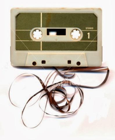 casete de audio (año 1963)