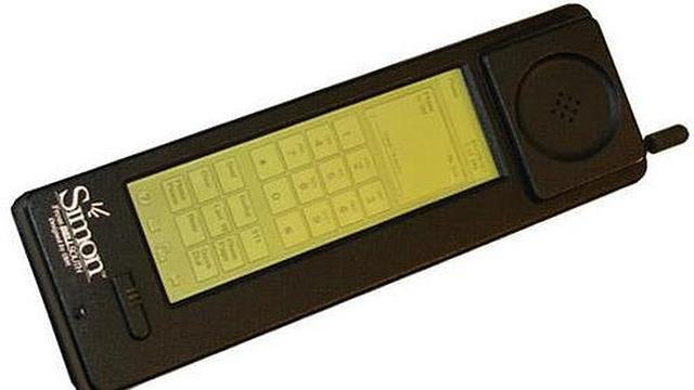 smartphone (año 1992)