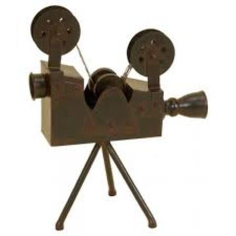 Retroproyector (año 1941)