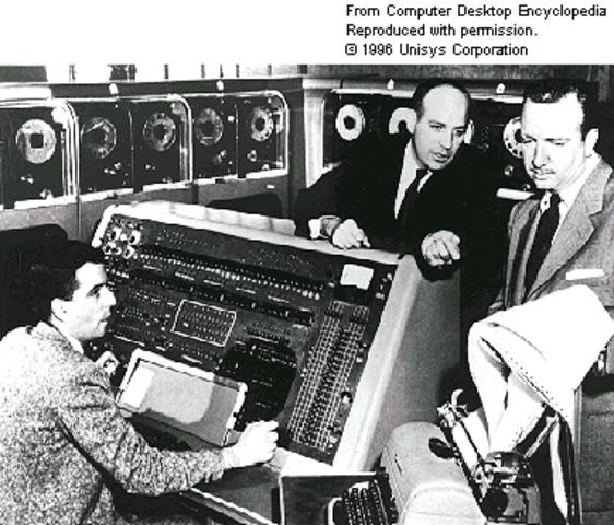 2º generacion de ordenadores