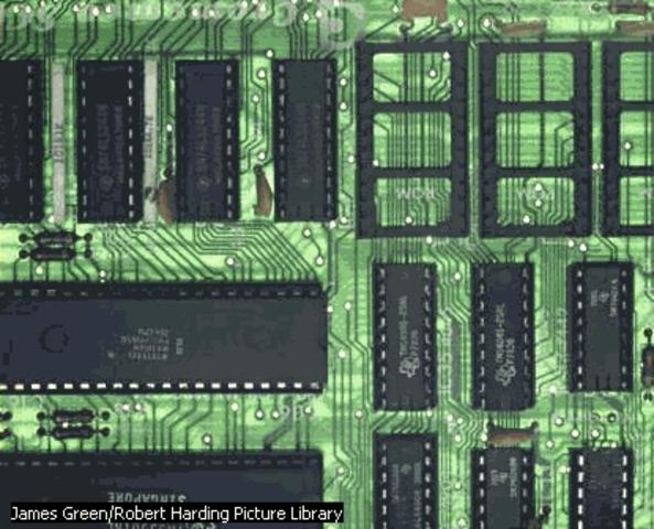 3º generacioón de ordenadores