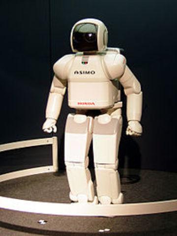 """Робот-андроид """"Asimo"""""""