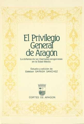Privilegio General de Aragón