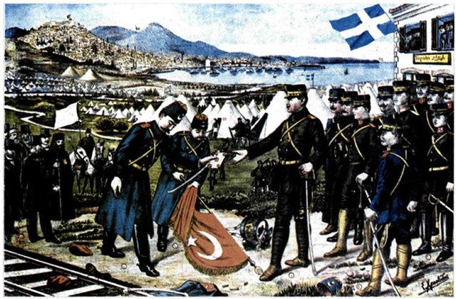 κατάληψη Θεσσαλονίκης