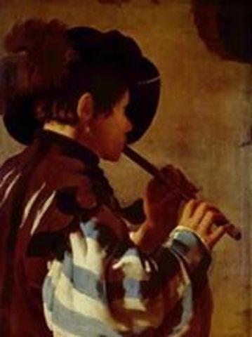 Игрок на флейте