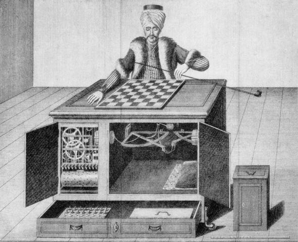 Шахматный автомат