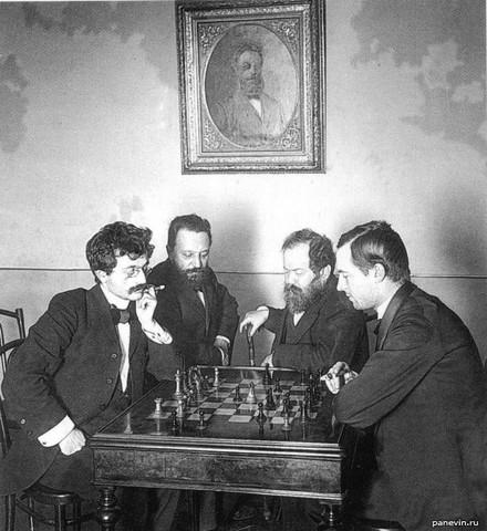 Первый Всемирный Компьютерный Шахматный Чемпионат