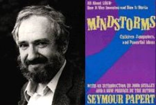 "Книга ""Mindstorms: Children, Computers, and Powerful Ideas"""
