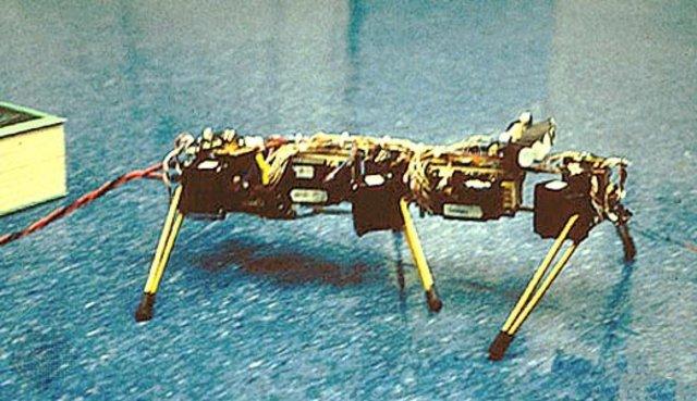Робот Genghis