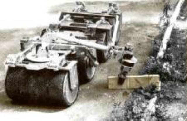 Автономный робот МАВР