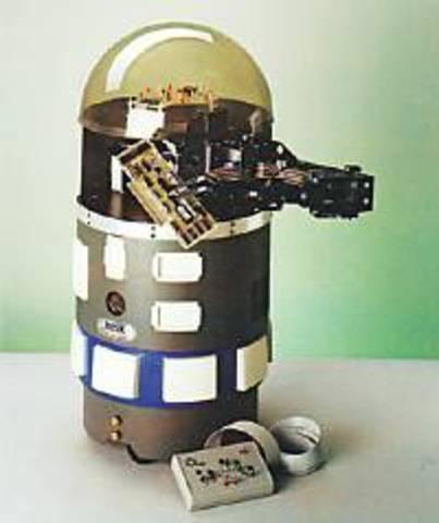 """Домашний робот """"RB5X"""""""