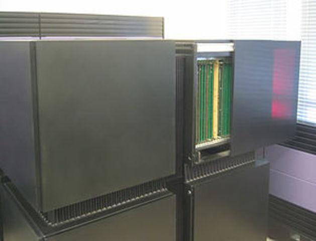Мощный суперкомпьютер 1993 года