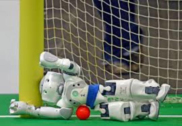 RoboCup – Чемпионат мира по футболу среди роботов в Бразилии