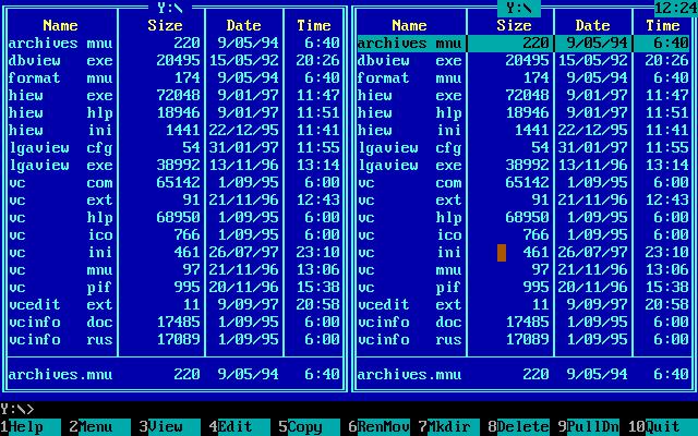 Вирусы для MS-DOS 3.3 для ПЭВМ Apple II
