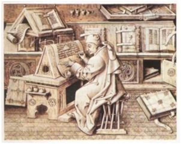 El mester de clerecía s.Xlll