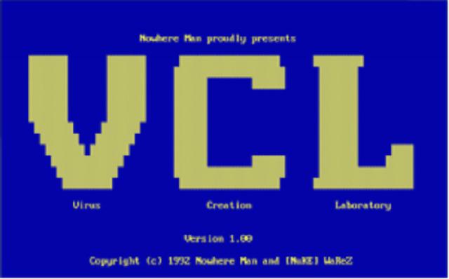 Первые конструкторы вирусов для PC
