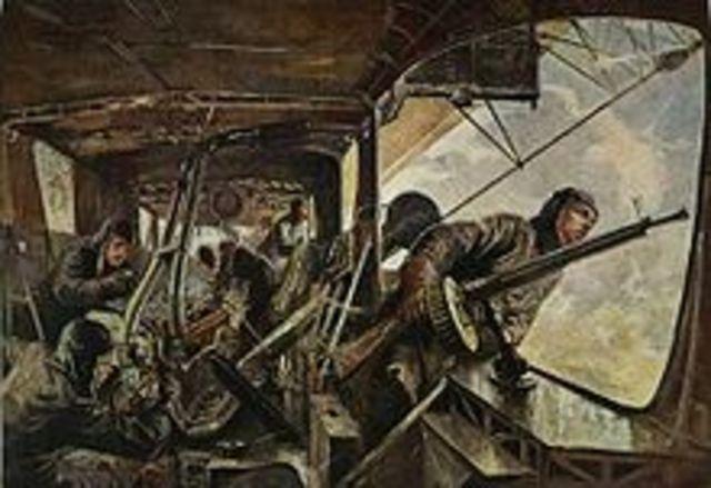 London Zeppelin raid