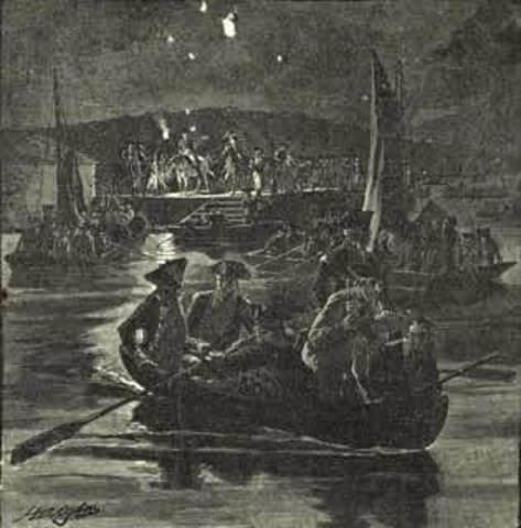 Battle at Brooklyn Heights