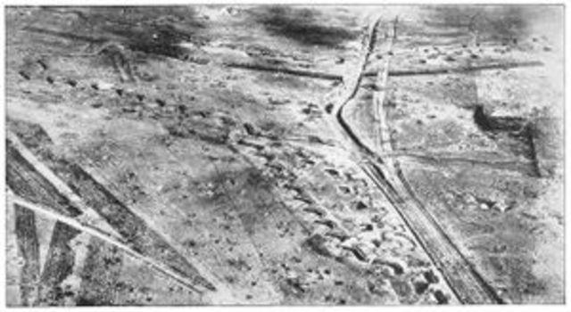 Hindenburg Line falls