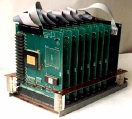 Разработан последний вариант нейрокомпьютера
